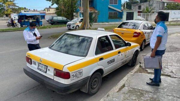 En Quintana Roo sacarán de circulación más de 4 mil taxis chatarra.