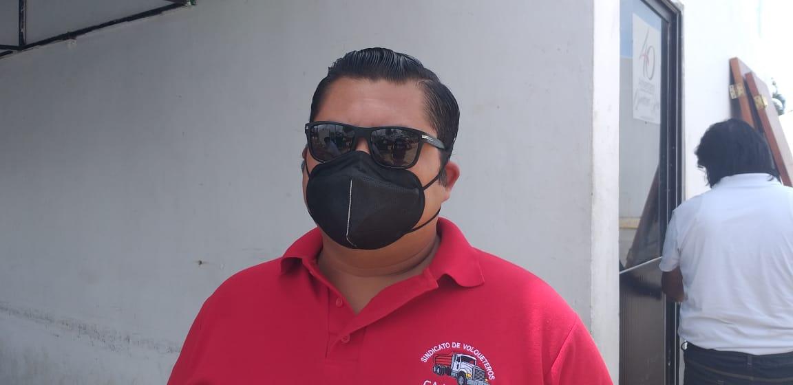 Grupos foráneos pretenden acaparar los trabajos del Tren Maya.