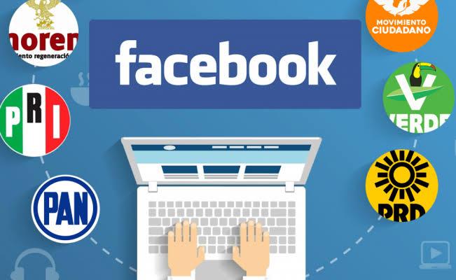 Piden denunciar invasión de redes sociales con propaganda electoral.