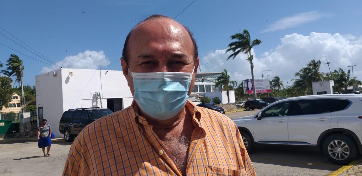 Pide el diputado Roberto Erales recapacitar la expulsión de Hernán Villatoro.
