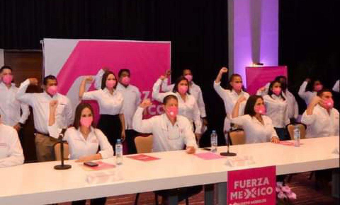 Logra Fuerza por México meter 'pluris' por Quintana Roo.