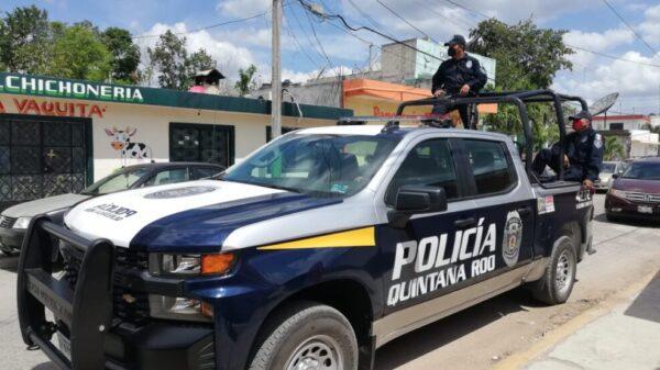 Pide alcalde del puerto de Chiquilá reforzar la vigilancia policiaca.