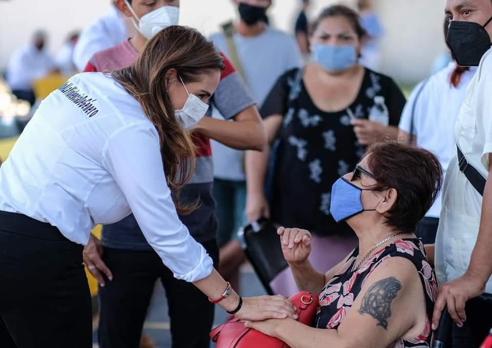 Trasciende que Mara Lezama solicitará licencia para hacer campaña.