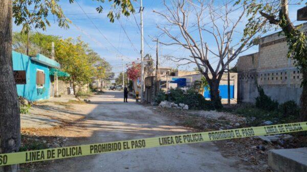 Hallan cuerpo descuartizado en la colonia Los García de Cancún (VIDEO).
