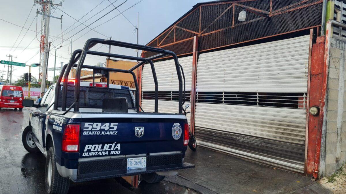 Detienen a cinco por tiroteo en taquería de Cancún (VIDEO); al parecer se trató de un altercado entre un grupo de comensales.