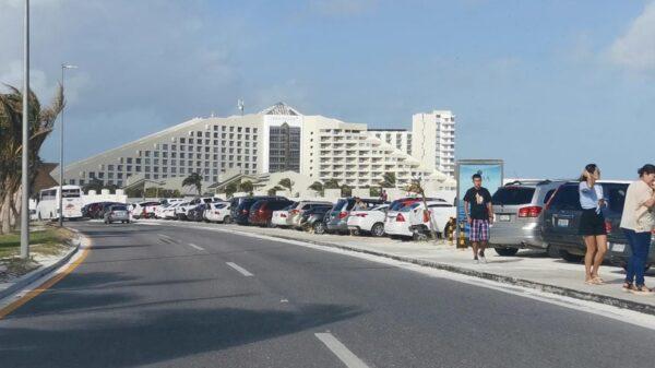 Se encuentra al límite la Zona Hotelera de Cancún.