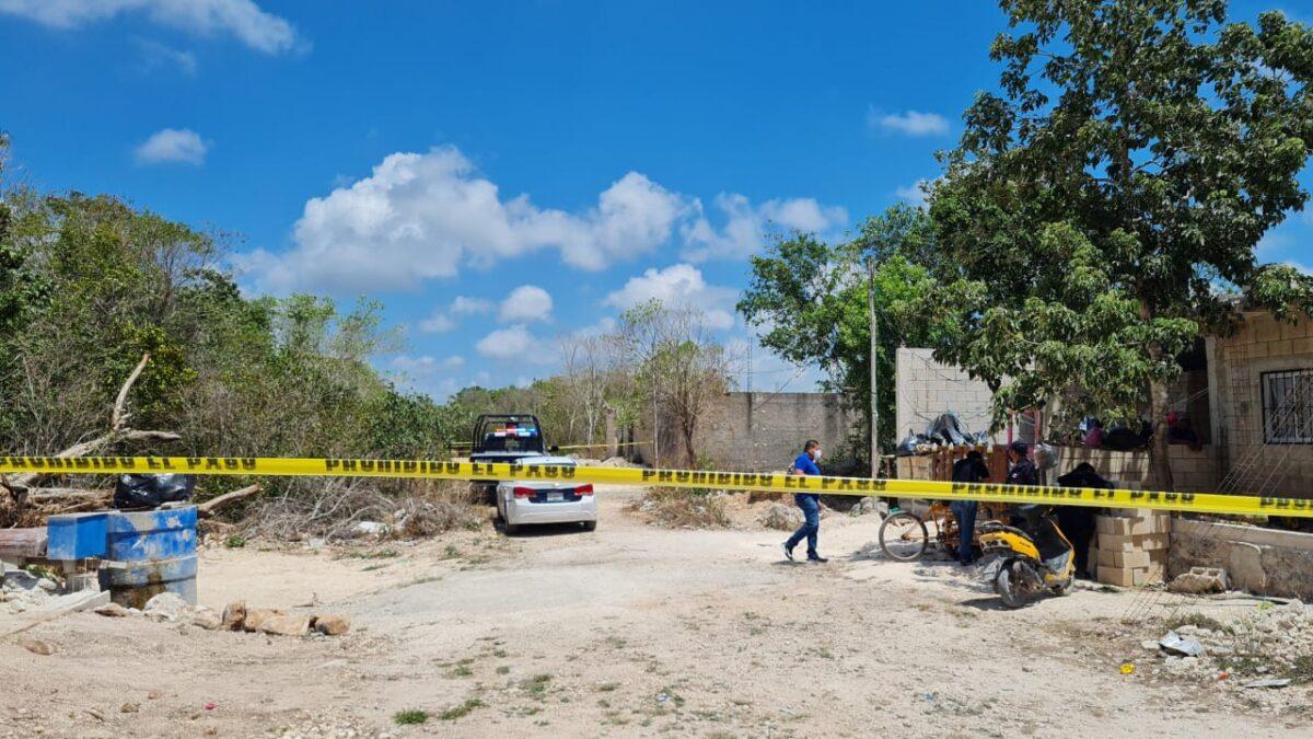 Hallan cadáver en estado de putrefacción en la zona de Rancho Viejo (VIDEO).