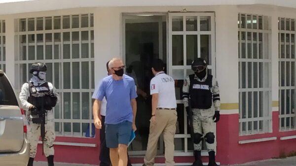Detiene Migración a cuatro extranjeros ilegales en Cozumel.