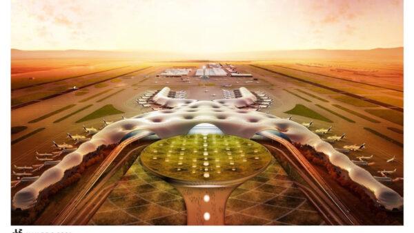 Gana premio internacional de arquitectura el aeropuerto de Texcoco cancelado.