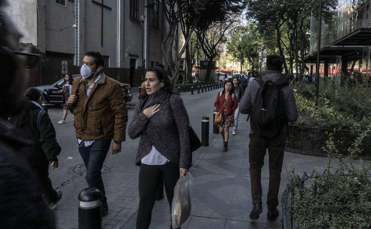 Ya son 205 mil 598 muertos por coronavirus en México