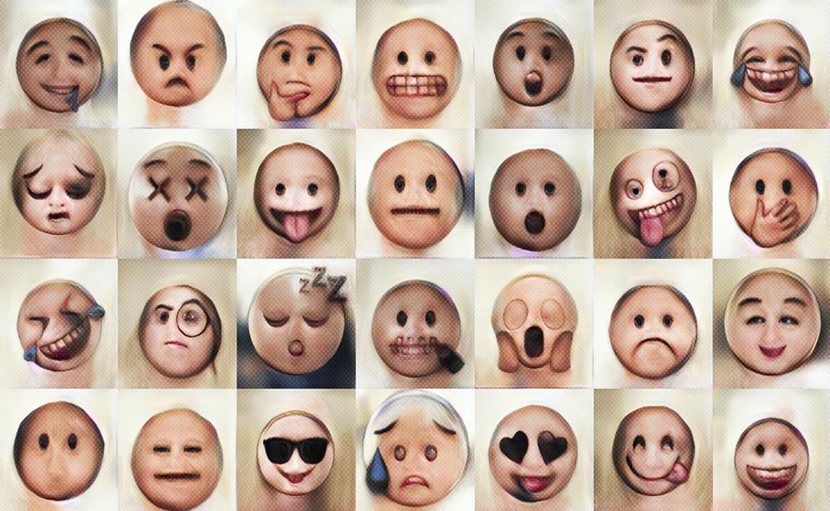 En redes sociales circulan una serie de emojis que fueron humanizados, pero el resultado ha sido extremadamente aterrador