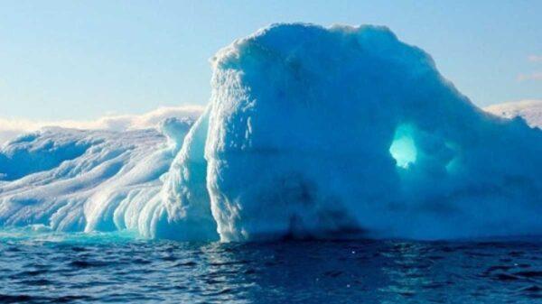 Del año 2000 a la fecha, los glaciares del mundo se han derretido a un ritmo récord por el calentamiento global