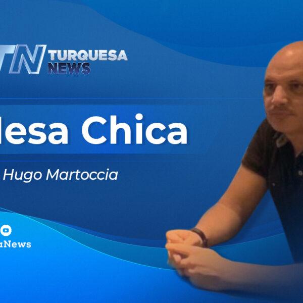 Hugo Martoccia - Mesa Chica