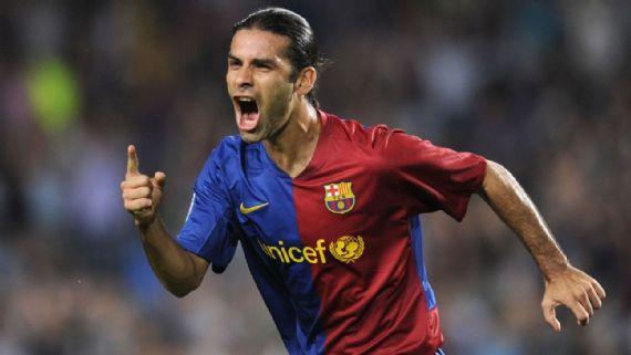 Rafa Márquez vuelve al FC Barcelona