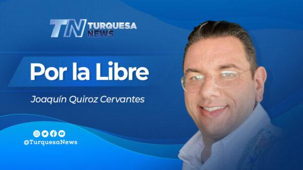 Joaquín Quiroz Cervantes - Por la Libre