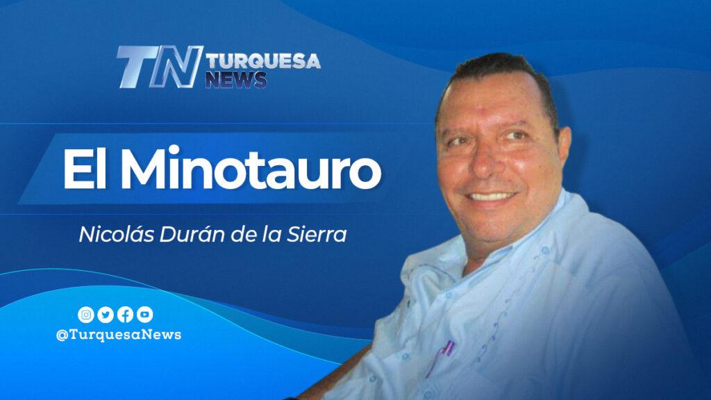 Nicolás Durán de la Sierra - Minotauro