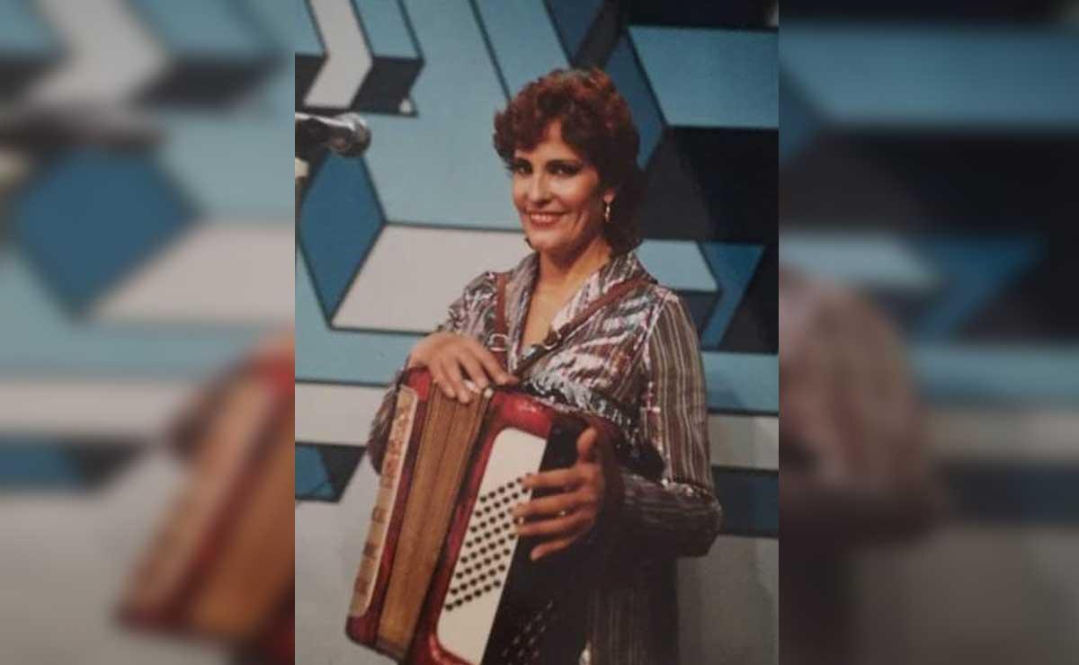 La compositora Francisca Manuela Macías, conocida como Paquita Macías, murió este jueves a la edad de 76 años, según reportaron familiares