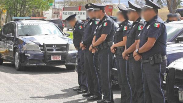 Separan de su cargo a 12 policías; investigan abuso de poder