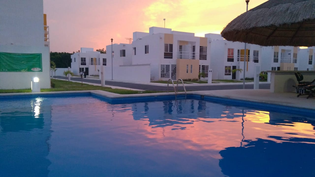 La casa ideal con la mejor calidad de vida, inversión y plusvalía en Cancún