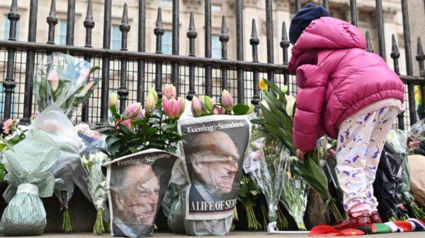 Será el próximo sábado 17 el funeral del príncipe Felipe.