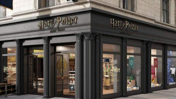Primer vistazo a la nueva tienda de Harry Potter en Nueva York