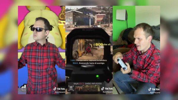 Alumno reta a su maestro a un enfrentamiento en el popular videojuego Call of Duty, apostando que si perdía lo reprobara