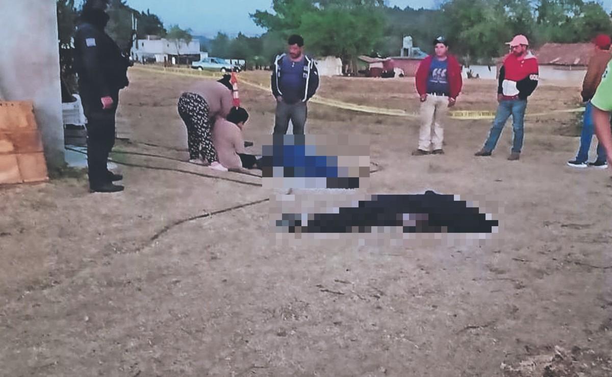 Se matan tres hermanos por un terreno en el Estado de México