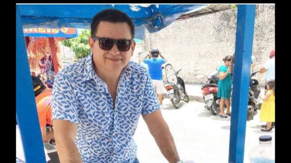 Falleció Alfredo Partida, funcionario público de Cozumel, tras ataque a balazos