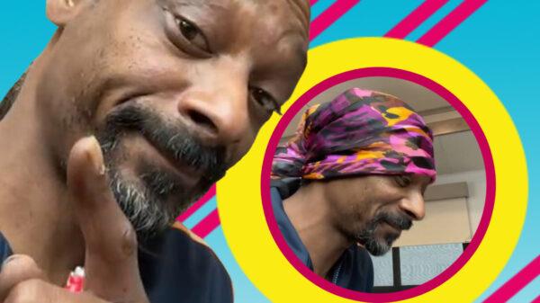 Snoop Dogg canta 'Las Nieves de enero' de Chalino Sánchez y celebra a México