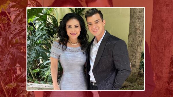 Lourdes Munguía y 'Wapayaso' estarían en romance tras concurso de baile