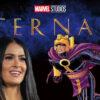 Salma Hayek conquistó en el avance de Marvel para la entrega de 'Eternals'