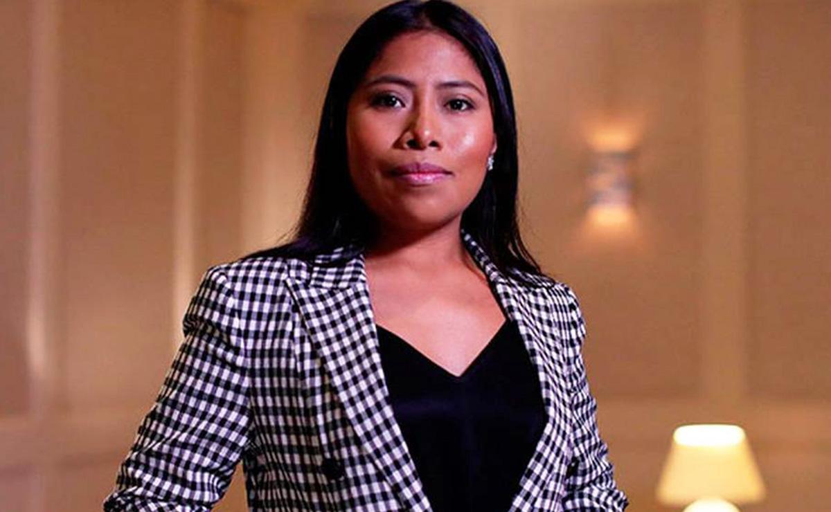 Yalitza Aparicio alza la voz contra el racismo en el cine