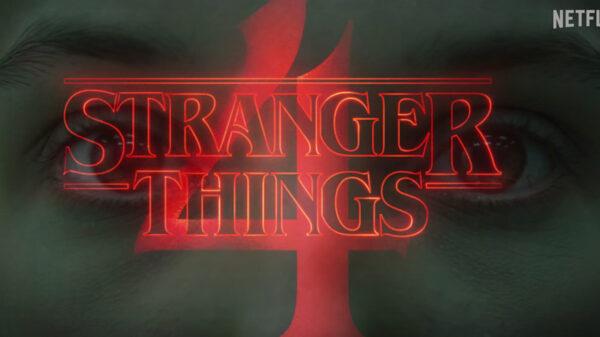 Netflix lanza el nuevo tráiler de la serie 'Stranger Things' temporada cuatro