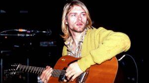 FBI revela por primera vez archivo sobre la muerte de Kurt Cobain