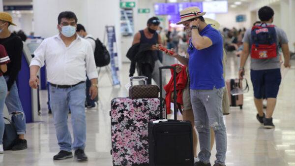 Conectividad aérea a Cancún alcanzaría cifras de antes de la pandemia por el Covid.