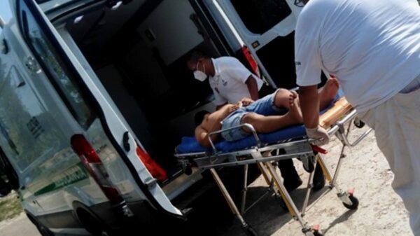 Tinum: Menor de 17 se lesiona el abdomen por terminar su relación amorosa