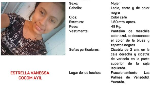 A un mes de su desaparición en Valladolid, siguen buscando a menor de 14 años