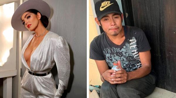 Ana Bárbara dedica canción a Miguel Córdova, joven que narró el colapso de la Línea 12