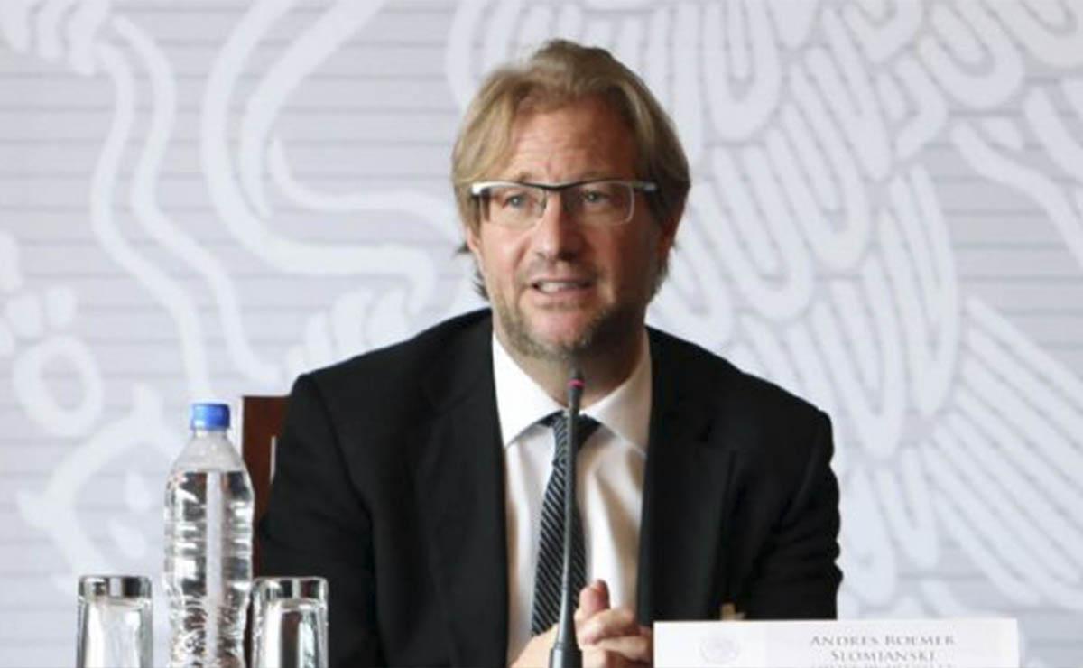 Realizan nueva denuncia de agresión sexual contra Andrés Roemer