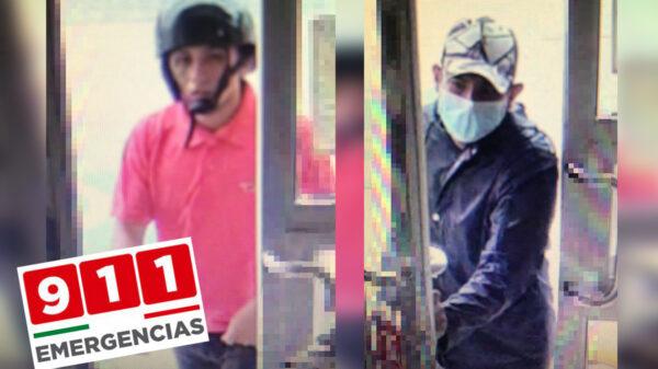 Alertan autoridades sobre peligrosos asaltantes en Cancún