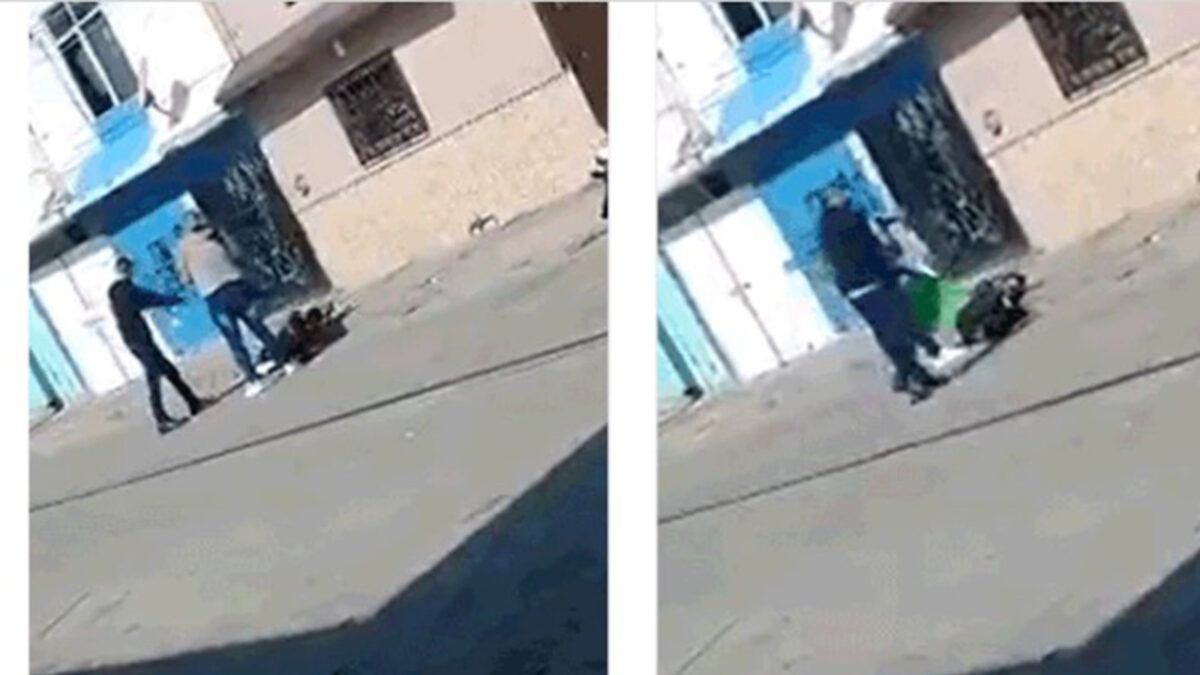 Asesina a quemarropa a sujeto en plena calle, en Celaya