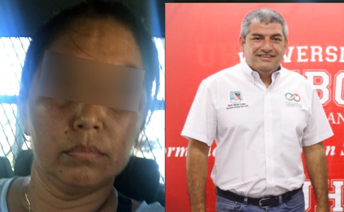 Detienen a presunta asesina de Ignacio Sánchez Cordero
