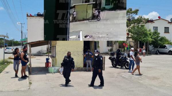 Cancún: Hombre escapa de intento de ejecución en Villas Otoch Paraíso