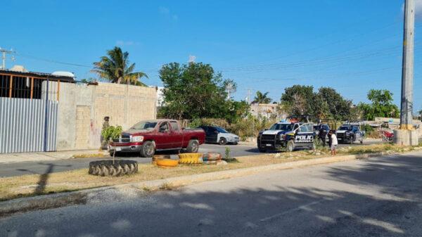 Cancún: Balean a hombre en la Región 227