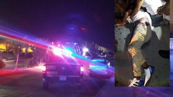 Cancún: Atacan a balazos a hombre en el fraccionamiento Cielo Nuevo
