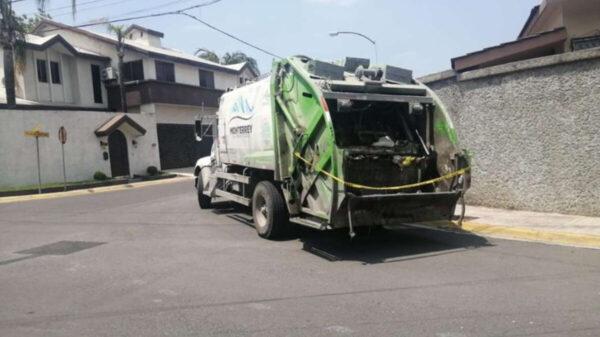 ¡Indignante! Matan y tiran a la basura cuerpo de bebé, en Monterrey