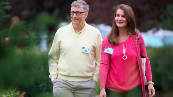 Bill Gates anuncia su divorcio con Melinda, pero seguirá con ella por negocios