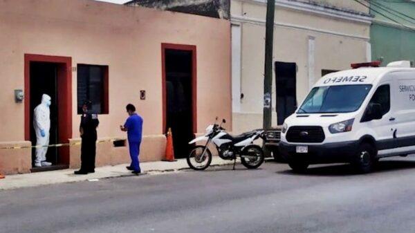 Extranjero es encontrado en avanzado estado de descomposición en Mérida