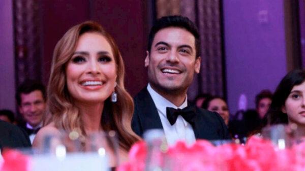 Carlos Rivera esta planeado boda con Cynthia Rodríguez