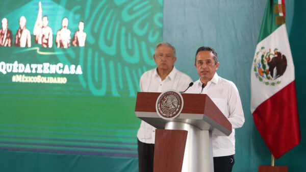 Carlos Joaquín suma esfuerzos en beneficio del pueblo maya